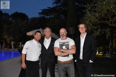 Basile Arnaud & Richard Galy & Philippe Etchebest & Victor Delpierre