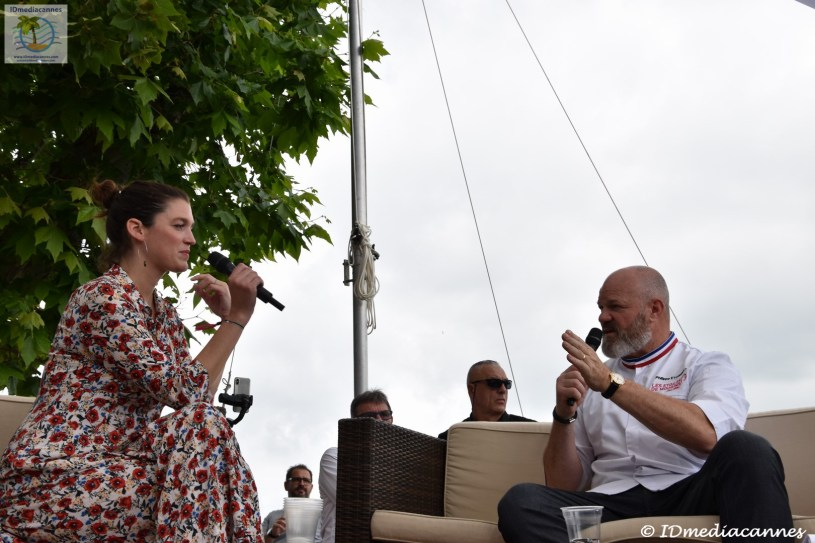 Louise Petitrenaud & Philippe Etchebest
