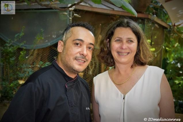 MohamedGabsi & Odile Redolfi-Payen