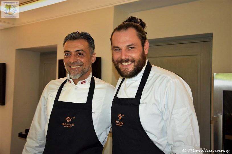 Bessem Ben Abdallah & Maxime Simonot