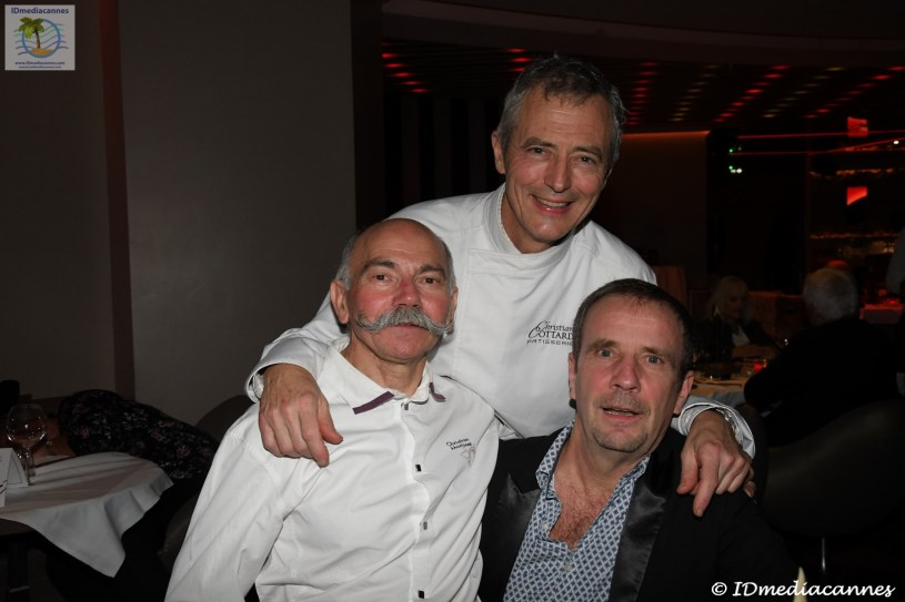 Christian Morisset & Christian Cottard & Christian PLUMAIL