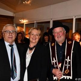 GérardCOTTON & Michèle SALUSSIOLA & Philippe Chavaroc