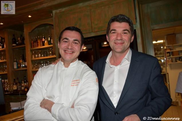 Michaël Labat-Gest & Fabrice Gouin