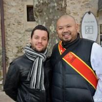 Basile Arnaud & Akhara Chay
