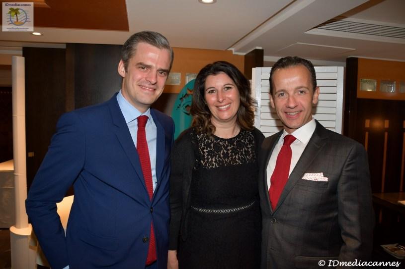 Ludovic Simon & Marie-Claire Boudaud & Guillaume Mantis