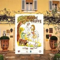 Présentation à Grasse du 25ème Marché de la Truffe