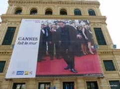 Cannes fait le Mur