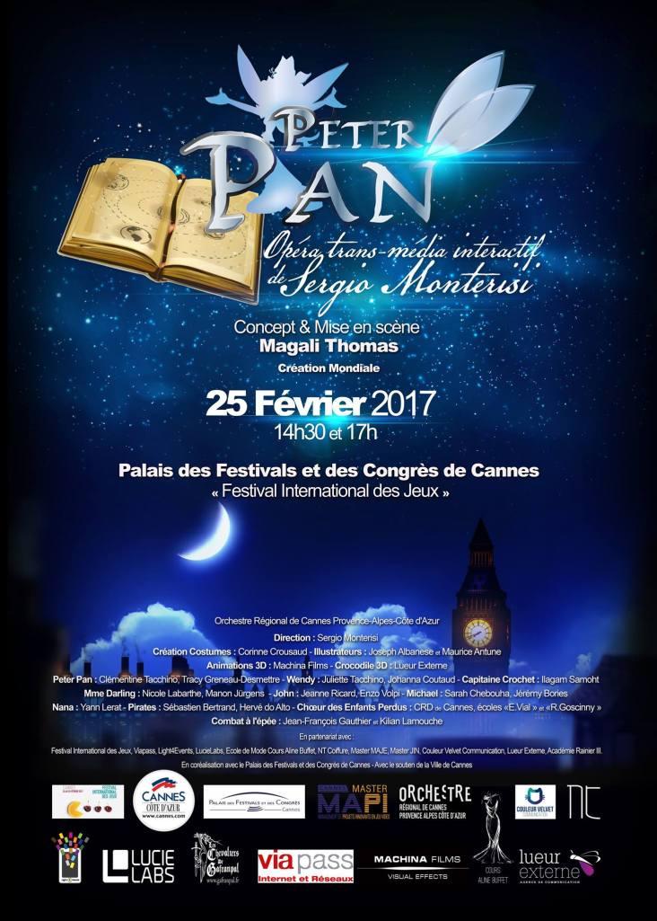 Opéra Peter Pan