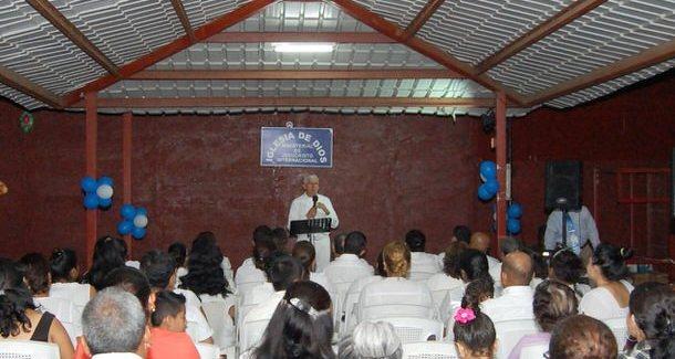 Bautismos en Nicaragua