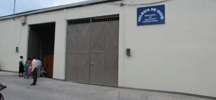 Nuevo local – Iglesia en San Andrés Islas – Colombia