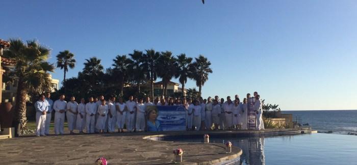 Bautismos en Agua en Tijuana (Baja California, México) 29-Nov-2015