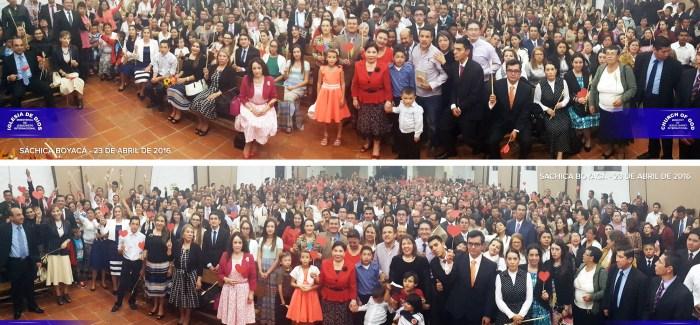 (Fotos) Estudio Bíblico en Sáchica, Boyacá, Colombia – 23 de Abril de 2016