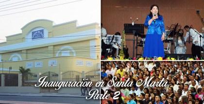 Ouverture Santa Marta Partie 2