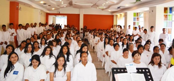 Fotos de los bautismos realizados en la Ciudad de Pasto – Agosto 2016