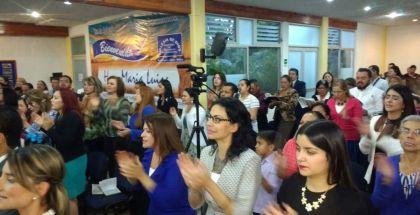 Photos: Bible Study in Guadalajara, Mexico (Nov. 2016)