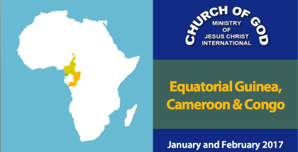 Upcoming Visit to Africa: Equatorial Guinea, Cameroon & Congo