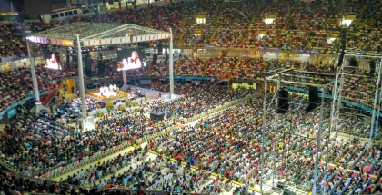 Photos: Bible Study in Cali, Colombia – February 18, 2017