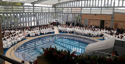 Water Baptisms in Cota, Colombia – February, 2017 (Gallery)