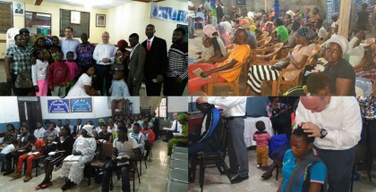 Latest Visit to Africa: Equatorial Guinea, Cameroon & Congo (Gallery)