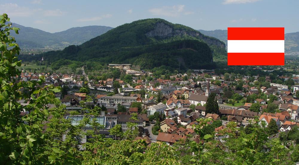 Cambio de horarios de reunión en Vorarlberg, Austria