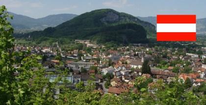 Change in Services Schedule – Church in Vorarlberg, Austria