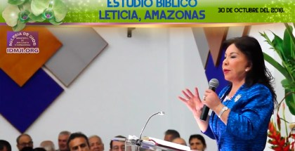 Bible Study in Leticia, Amazonas, Colombia