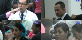 Testimonios en Armenia, Quindío (Colombia) Abril 2017