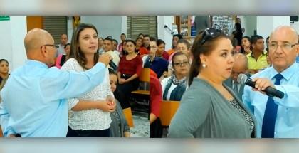 Testimonio en la iglesia de Pereira (Colombia) – Mayo 2017
