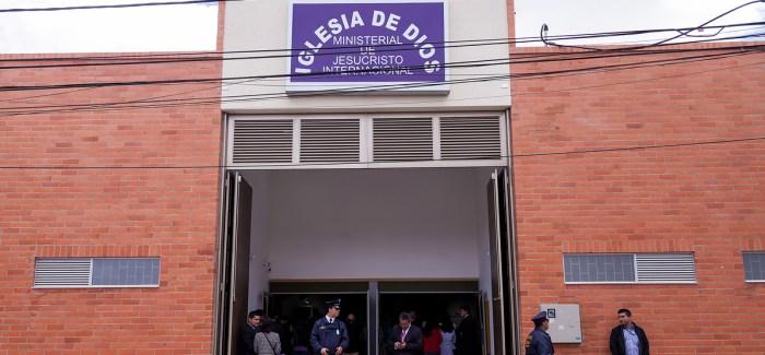 Fotos del nuevo local temporal Iglesia del Barrio Las Ferias, Bogotá