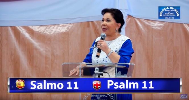 Salmo 11 (Parte 1)