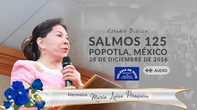 Audio: Salmos 125 – Popotla, México