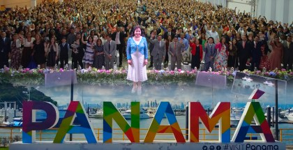 Video clip intro to Bible Study in Panama City – June 15, 2017