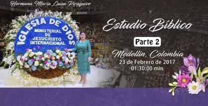Studi Biblici: Medellín Parte 2