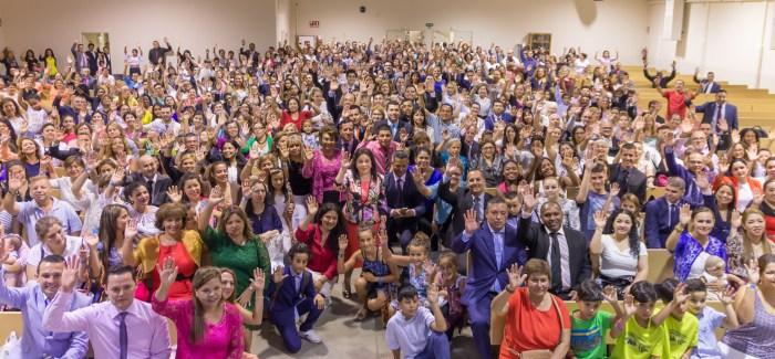 Fotos del Estudio Bíblico en Sabadell, España, 7 agosto 2017