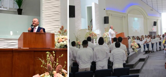 Photos of Brother Andres Carrillo's Visit to Dallas, Texas – USA