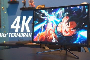 [Review Monitor] Armaggeddon Pixxel+ EFX 27UHD SWITX by Gaptech.id