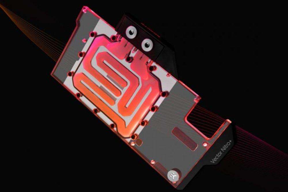 EKWB meluncurkan GPU water blocks untuk Sapphire Nitro+ RX 6800XT/6900XT