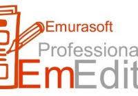 EmEditor Professional 19.2.0 Crack