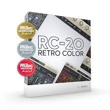 RC-20 Retro Color Crack