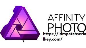 Affinity Photo 1.8.3.641 Crack