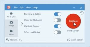Snagit 2021.0.1 Build 6046 Crack With Free Download