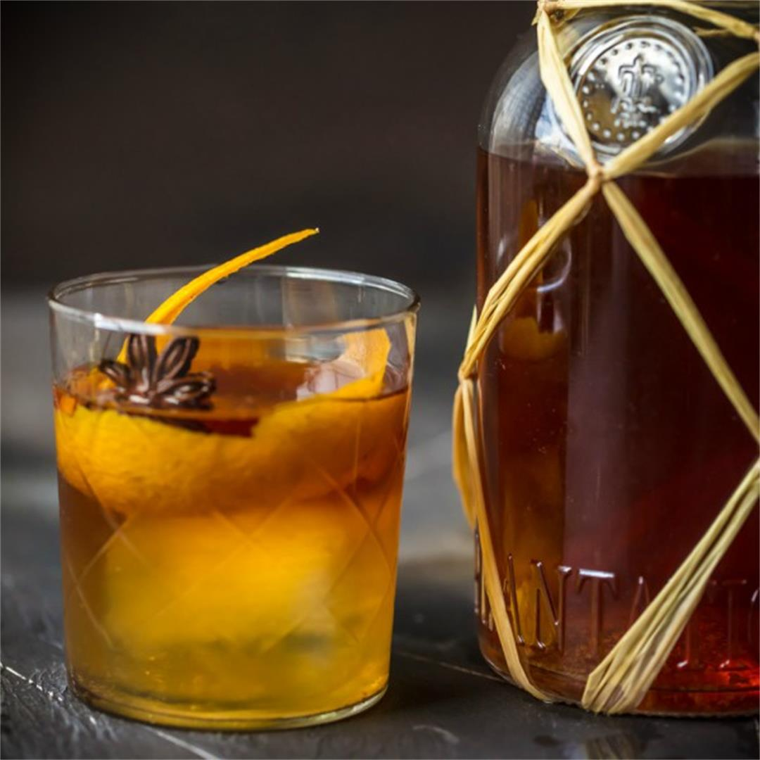 The Best Homemade Spiced Rum How To Video