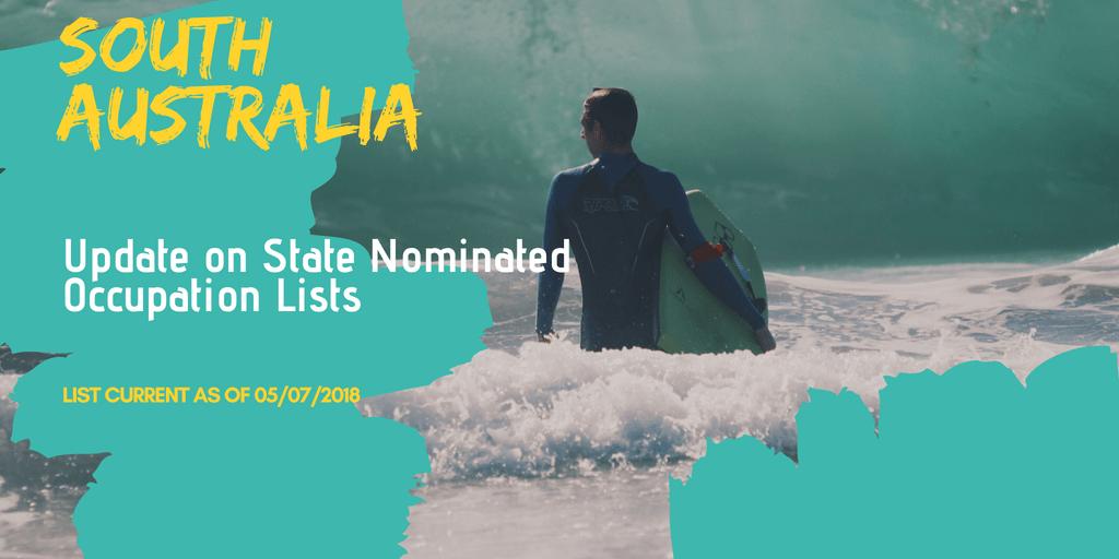 05.07.2018 南澳重開省提名配額 | 不常見工種榜上有名 ……