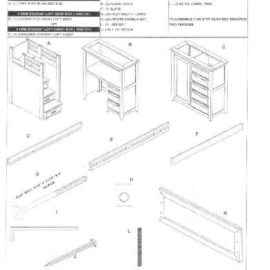Canyon Furniture Company Step Bunkbed Model 1290 160 Wl1pwvr89jlj