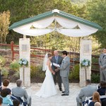 Officiant Bride and Groom