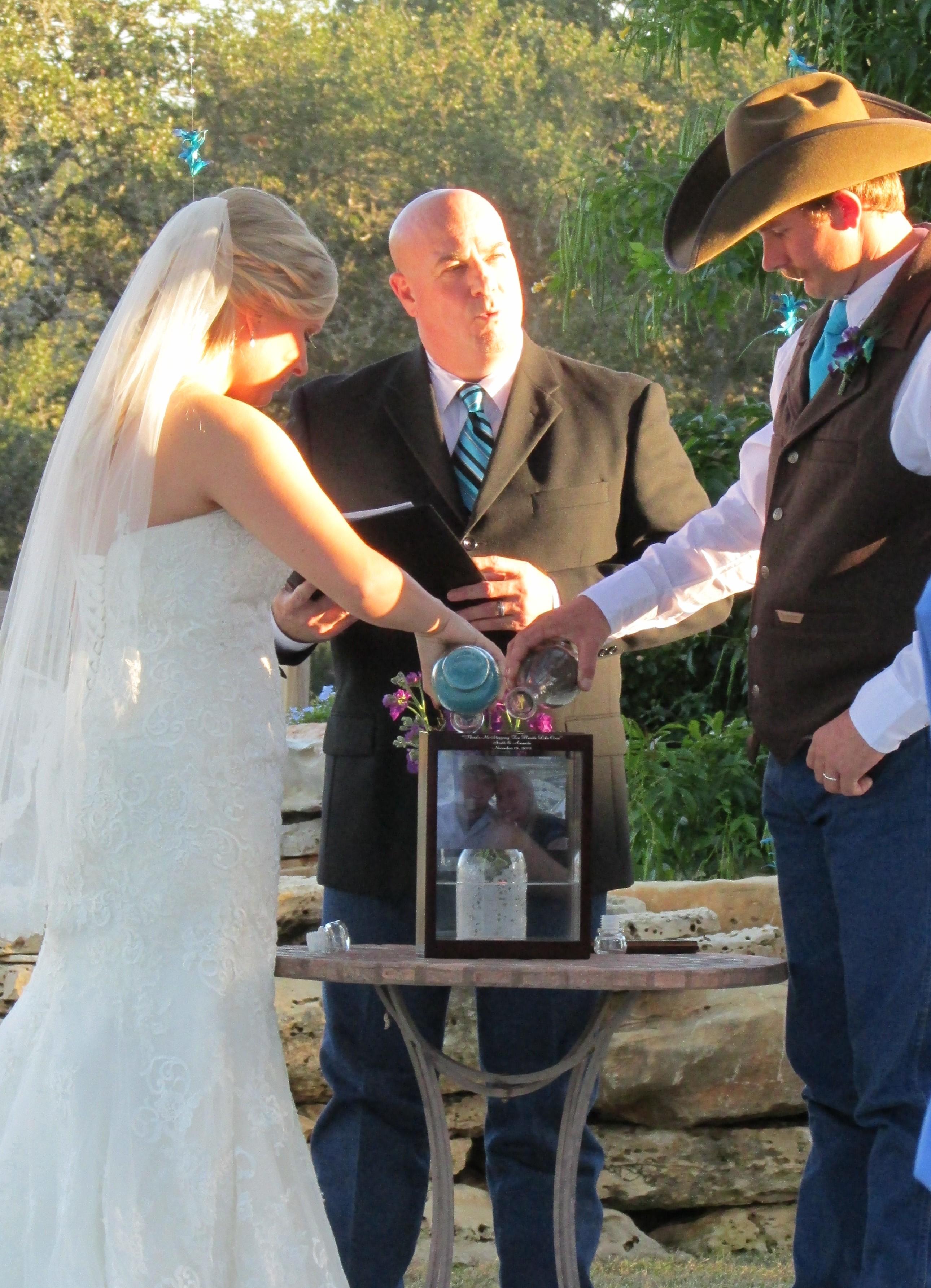 Sample Wedding Ceremony