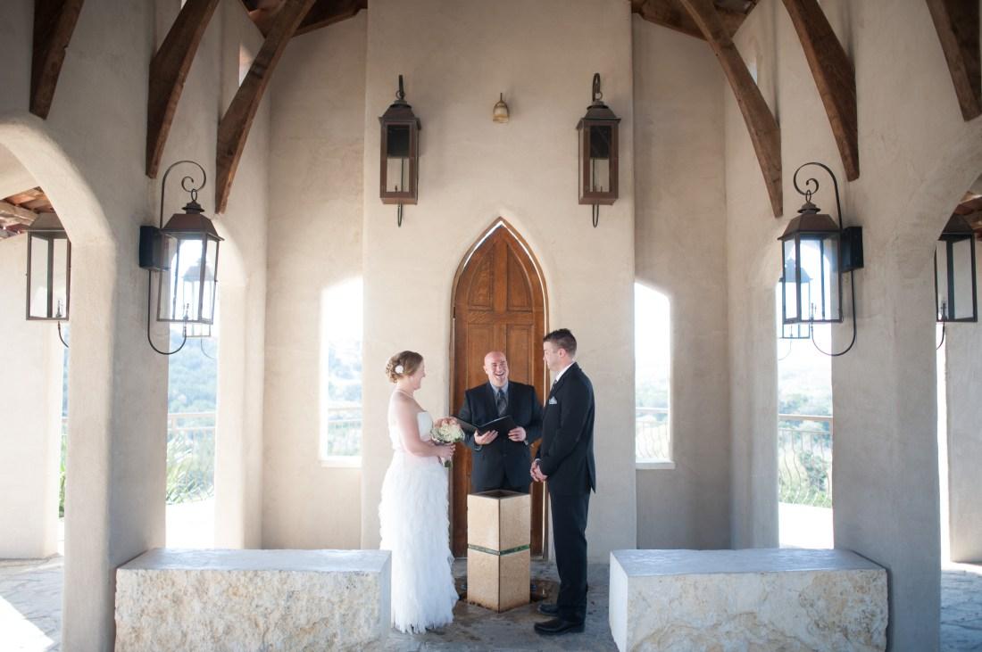 Simple Ceremony Wedding