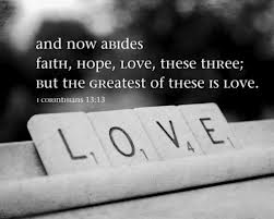 The Greatest is Love