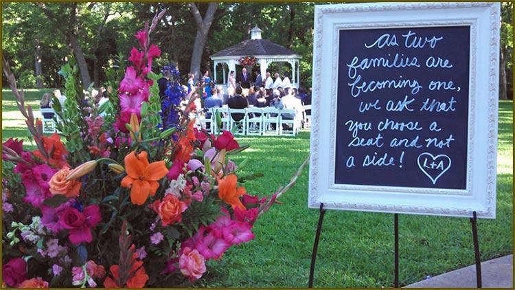 Chateau on the Creek Wedding Venue