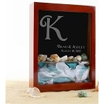 sand ceremony personalized frame